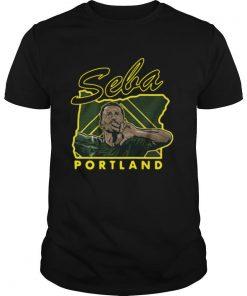 Portland Blanco Seba Tee shirt