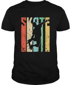 Skateboard vintage  Unisex