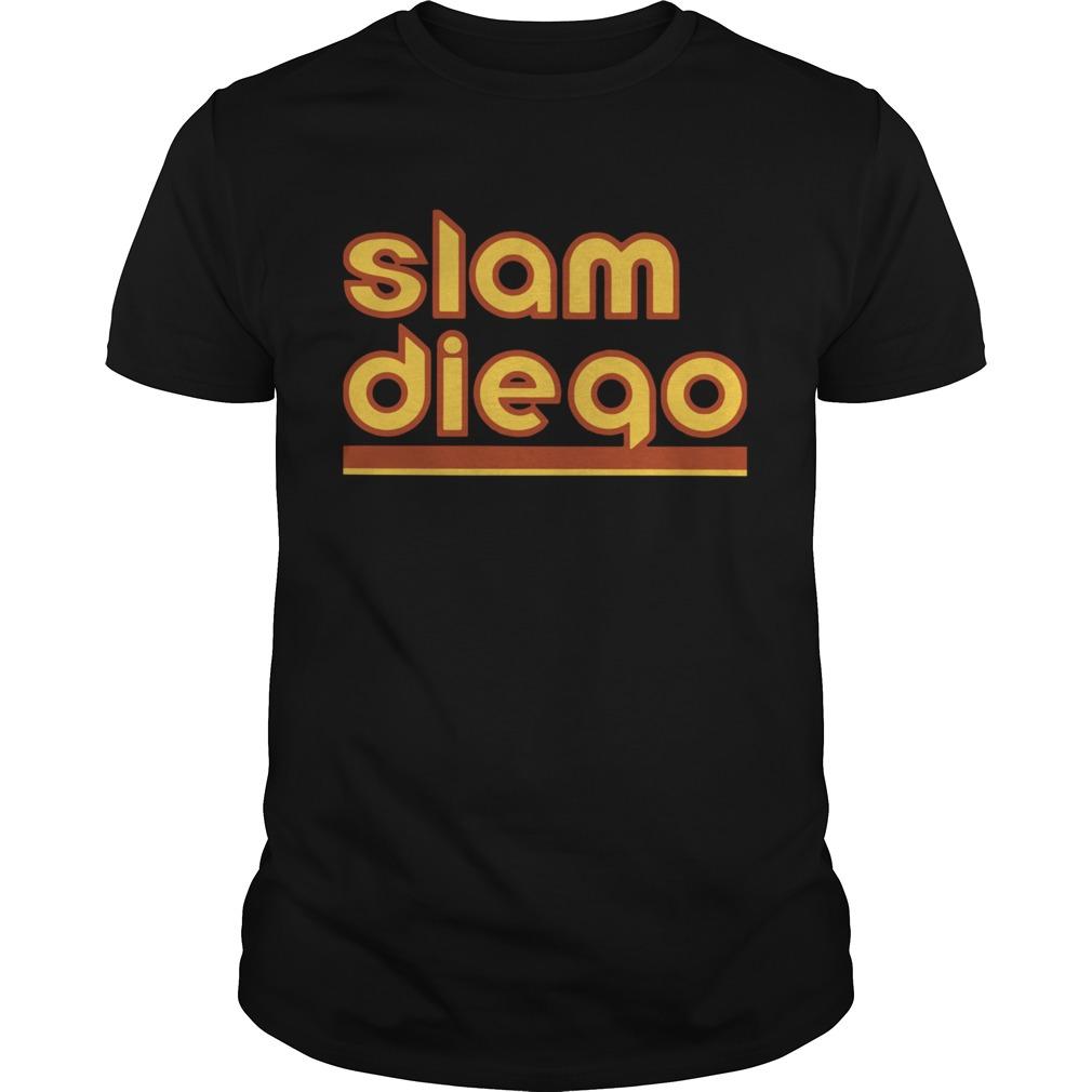 Slam Diego  Unisex