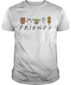 Star Wars Friends  Unisex