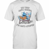 Stitch I'M Not Anti Social I'M Anti Stupid T-Shirt Classic Men's T-shirt