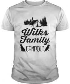 Wilks Family Campout  Unisex