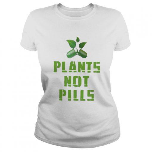 plants not pills  Classic Ladies
