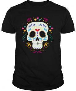 Dia De Los Muertos Sugar Skull ShirtDia De Los Muertos Sugar Skull shirt