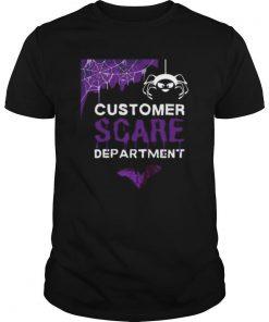 Halloween Costume Idea for Customer Service Teams shirt