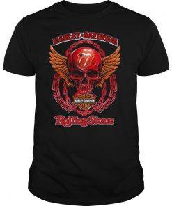 Harley Davidson Cycles Rolling Stone shirt