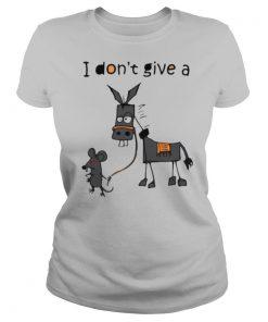 I Don't Give A Rat's Ass shirt