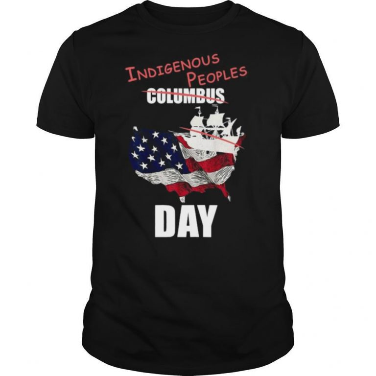 Indigenous People Columbus Day Shirt Masswerks Store