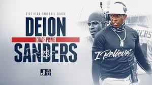 Jackson State announces Deion Sanders as its next head football coach