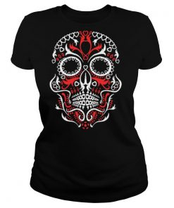 Los Muertos Day Of The Dead Sugar Skulls shirt