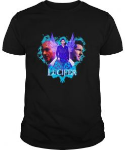 Lucifer tom ellis wings actors movie shirt