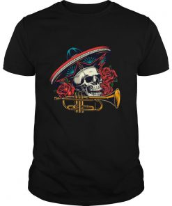 Mexican Holiday Day Of The Dead shirt