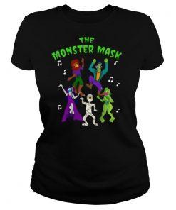 Monster Mask Dance Party shirt