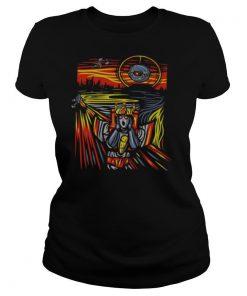 Scream Painting Star Wars shirt