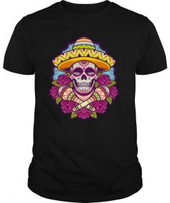 Skull Cindo Mayo Mexican Holiday shirt