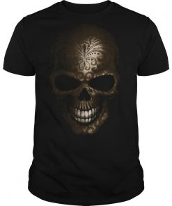 Skull Dia De Muertos Day Dead shirt