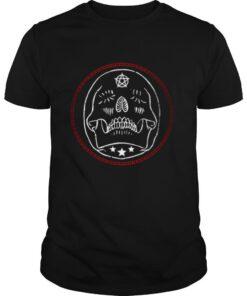 Sugar Gothic Skull shirt