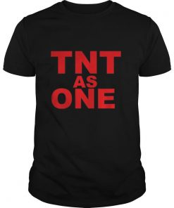 TNT As One Red Type shirt