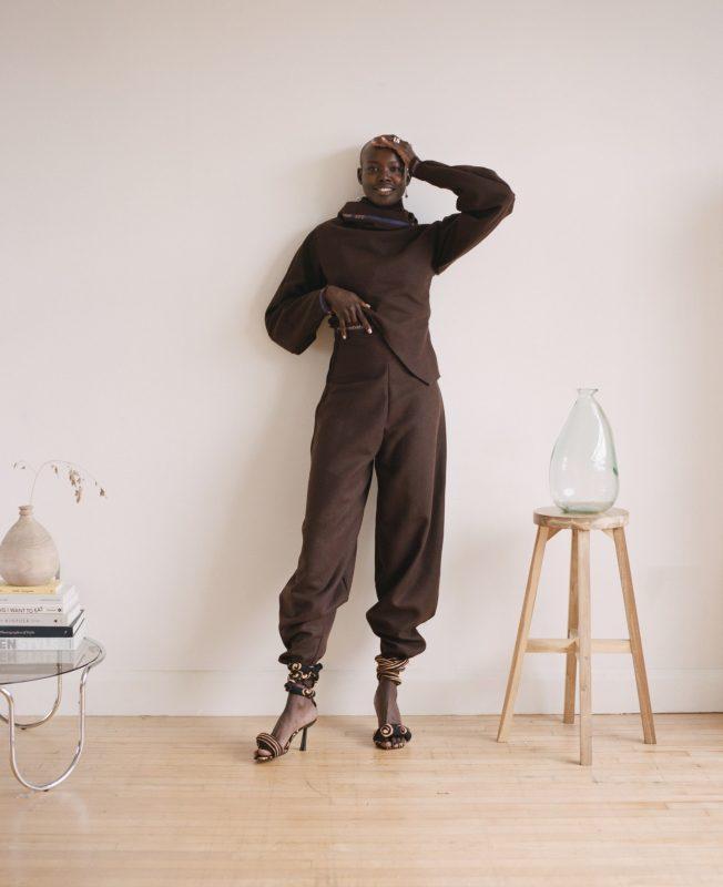 How Photographer Ronan Mckenzie Designed Her First Fashion Collection Under Lockdown