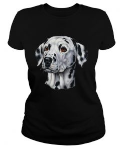 Dog Dalmatian Puppy Picture Loves Dogs Pets  Classic Ladies