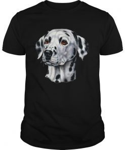 Dog Dalmatian Puppy Picture Loves Dogs Pets  Unisex
