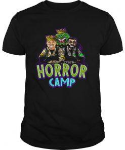 Horror Camp Knossi Merch shirt