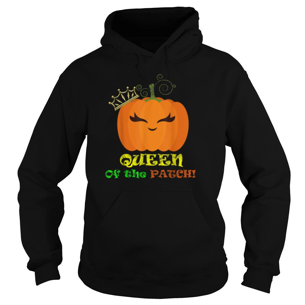 Mom Queen of the Pumpkin Patch Family Matching shirt