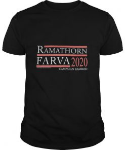 Ramathorn farva 2020 campaign ramrod shirt