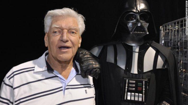 David Prowse, the original Darth Vader, dies aged 85