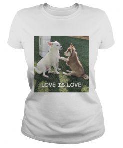 Bryson And Balto Love Is Love  Classic Ladies