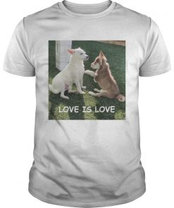 Bryson And Balto Love Is Love  Unisex