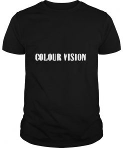 Colour Vision 2020 shirt