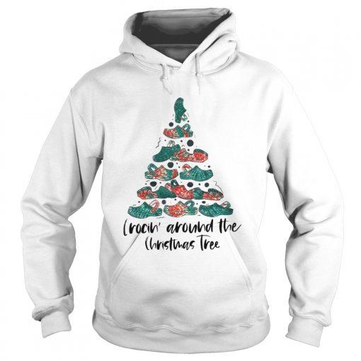 Crocin Around The Christmas Tree  Hoodie