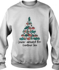 Crocin Around The Christmas Tree  Sweatshirt