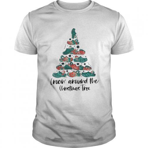 Crocin Around The Christmas Tree  Unisex