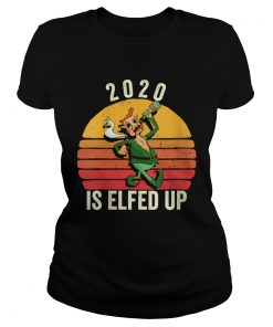 Elfed Up Christmas Xmess 2020  Classic Ladies