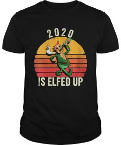 Elfed Up Christmas Xmess 2020  Unisex