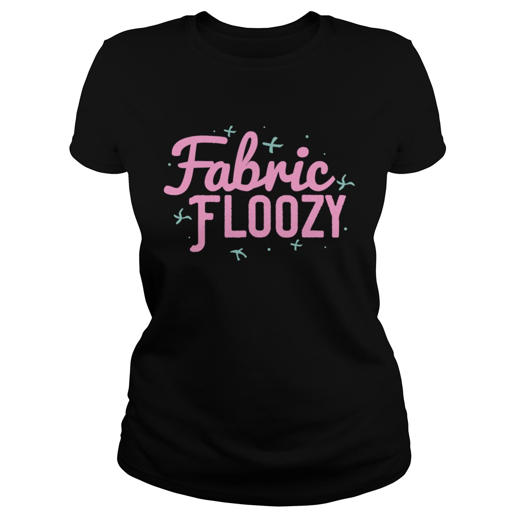 Fabric Floozy Sewing Quilting Crocheting  Classic Ladies