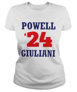 Powell 24 Giuliani  Classic Ladies