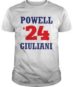 Powell 24 Giuliani  Unisex