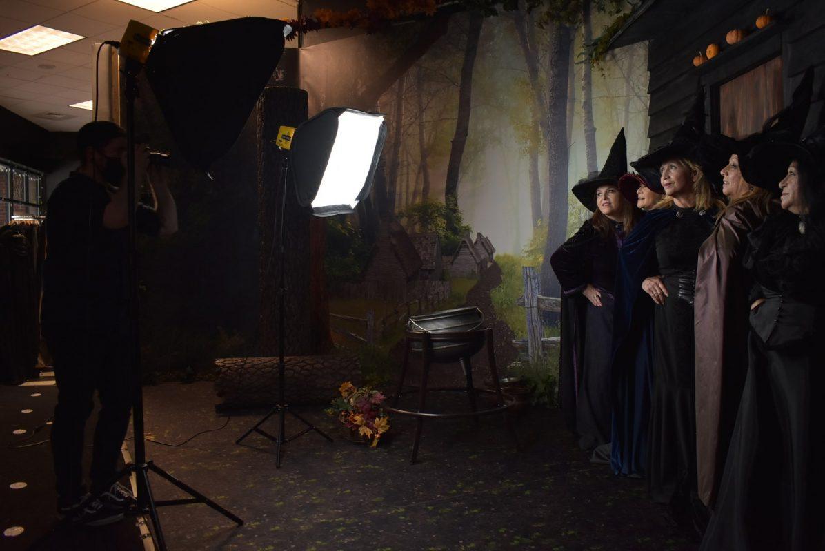 Witch Pix, a Salem Favorite, on Surviving the City's Weirdest Halloween Yet