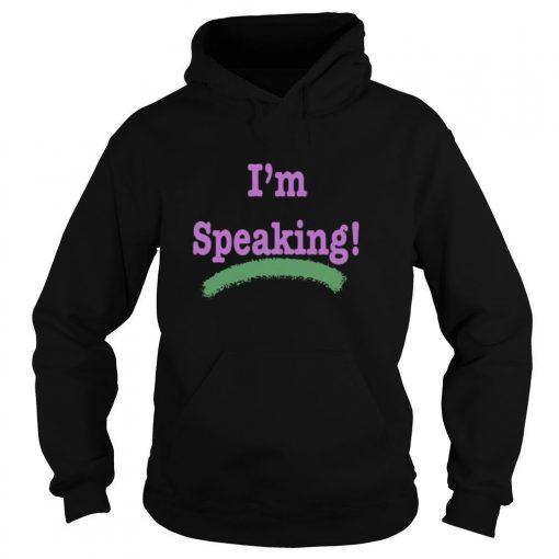 Im Speaking Kamala Harris President Election shirt