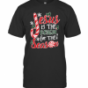 Jesus Is The Reason For The Season Christmas T-Shirt Classic Men's T-shirt