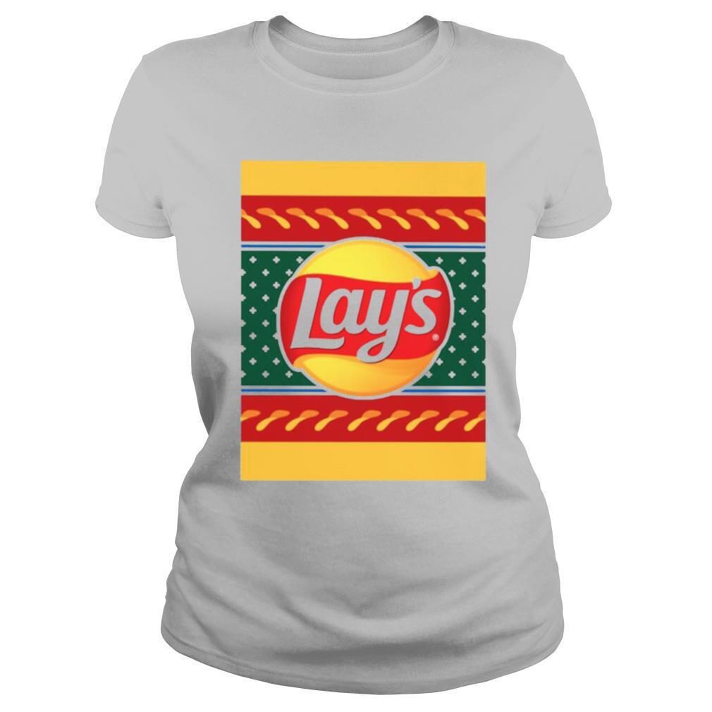 Lays christmas shirt