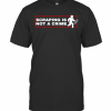 Scraping Is Not A Crime T-Shirt Classic Men's T-shirt