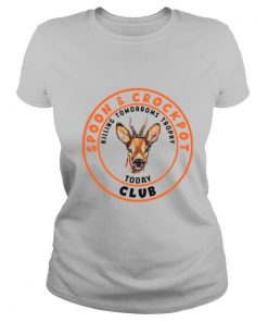 Spoon And Crock Pot Club Killing Tomorrows Trophies Today shirt