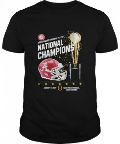 2021 College Football Playoff National Championship Victory  Classic Men's T-shirt
