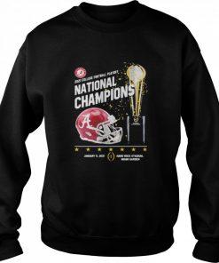 2021 College Football Playoff National Championship Victory  Unisex Sweatshirt