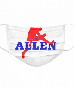 Air Allen Buffalo Bills 2021  Cloth Face Mask