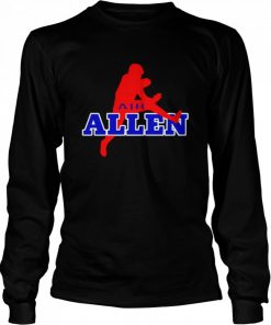 Air Allen Buffalo Bills 2021  Long Sleeved T-shirt